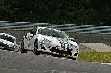 VLN - Mit starker Performance in die Winterpause: D�rr Motorsport: Beide Toyota ausgefallen
