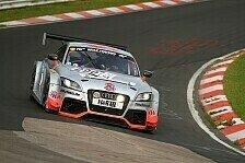 VLN - Auf Anhieb schnell: Manuel Metzger feiert starkes Audi-Deb�t