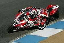 Superbike - Fores schl�gt Stammfahrer Badovini: Entt�uschender Saisonabschluss f�r Ducati Alstare
