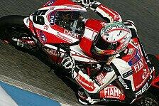 Superbike - Althea erneut Ducati-Kundenteam: Canepa startet auf EVO-Ducati