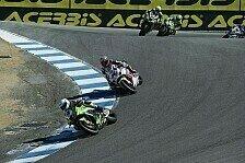 Superbike - Vorschau Laguna Seca: Countdown zum Titel