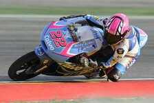 Moto3 - Spanische Frauenpower: Carrasco f�hrt bei RW Racing GP