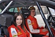 WRC - Strecken zum Teil wie in Deutschland: Rallye Frankreich l�utet Riedemanns Endspurt ein