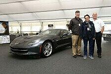 ADAC GT Masters - Ogier besucht ADAC GT Masters-Finale in Hockenheim: Fahrerlager-Radar vom ADAC GT Masters-Finale