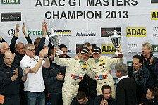 ADAC GT Masters - Callaway-Corvette setzt sich durch: R�ckblick 2013