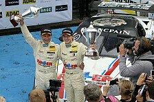 ADAC GT Masters - Aller guten Dinge sind drei: Die neuen Champions: Alessi & Keilwitz
