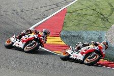 MotoGP - Pedrosa um den Sieg gebracht?: Rennanalyse Aragon: Marquez logischer Sieger