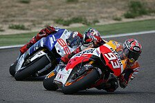 MotoGP - Letzter Hoffnungsschimmer im WM-Kampf?: Yamaha geht zur Rennleitung