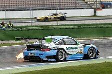 ADAC GT Masters - Gute Performance : Frommenwiler verpasst Punkte