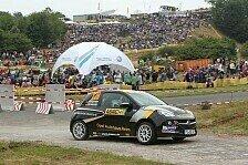 ADAC OPEL Rallye Cup - Spannendes Cup-Finale bei der 50. ADAC 3-St�dte Rallye 2013 : Fahrner oder Griebel: Die Entscheidung