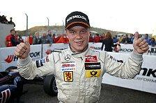 DTM - Titelsieg ist nicht entscheidend: Rosenqvist: DTM ist der Plan A f�r 2014
