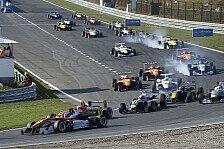 Formel 3 EM - Rosenqvist gibt nicht auf: Vallelunga: Matchball f�r Marciello