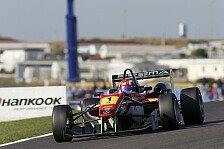 Formel 3 EM - Titelentscheidung vertagt: Marciello holt in Vallelunga zweiten Sieg