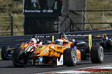 Formel 3 EM - Bilder: Zandvoort - 22. - 24. Lauf