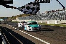 Carrera Cup - Zweiter Saisonsieg f�r Christian Engelhart: Engelhart: Sind wieder im Titelrennen