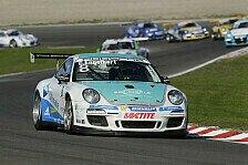 Carrera Cup - Engelhart siegt im ersten Lauf: Titelentscheidung vertagt