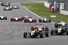 Formel 3 Cup - Auftakt in Oschersleben: ATS Formel 3 Cup geht in die 39. Saison