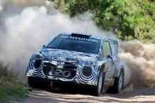 WRC - Hyundai vor Schotter-Premiere
