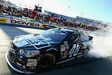 NASCAR - Kenseth verteidigt Tabellenf�hrung: Johnson gewinnt zum achten Mal in Dover
