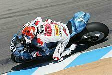 Superbike - Wildcard-Duo in den Punkten: Hayden starker Achter