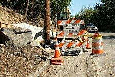 Formel 1 - Bilder: Bauarbeiten in New Jersey