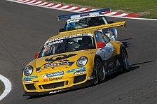 Carrera Cup - Platz drei ist realistisch: Project 1: In Hockenheim 40 Punkte aufholen