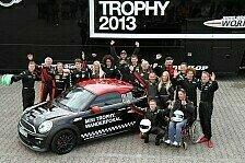 MINI Trophy - Keine Fortsetzung im kommenden Jahr: Thomas Tekaat ist neuer Champion