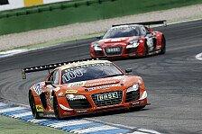 ADAC GT Masters - Hoffnungsvoller Saisonabschluss: MS Racing: Entt�uscht und doch zufrieden