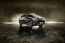 Auto - Innovativ ins Jahr 2014: Toyota RAV4: neue Diesel-Allrad-Kombination