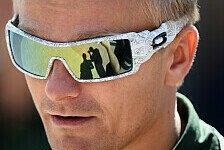 Formel 1 - Finne pilotiert erneut Caterham im Training: Kovalainen zum Vierten