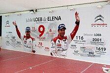 WRC - Sebastien Loebs Rekorde