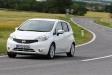 Auto - Speed-Limiter an Board: Neuer Nissan Note rollt in die Schaufenster