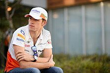 Formel 1 - Force India sucht Qualifying-Speed: Di Resta nach Zwangspause: Sofort im Groove