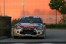 WRC - Die Stimmen nach Tag eins