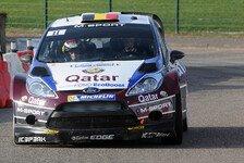 WRC - Highspeed zwischen den Leitplanken: Video - Neuvilles Test vor der Rallye Spanien