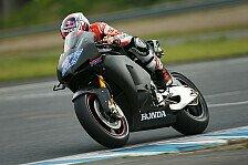 MotoGP - Kein Start bei Phillip-Island-Reifentests: Stoner weiter HRC-Testfahrer