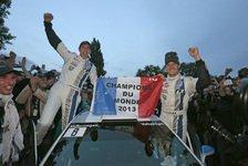 WRC - Party in der franz�sischen Nacht: Video - Sebastien Ogier ist Weltmeister
