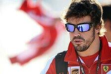 Formel 1 - Reifen sind schlecht: Reifen-Frust bei Alonso: Strafe f�r Ferrari