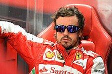 Formel 1 - Platz zwei ist eben nicht das Ziel: Alonso k�mpft mit seiner Motivation