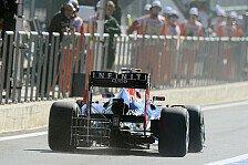 Formel 1 - Absolut nichts gelernt: Reifentest f�r die Katz'