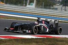 Formel 1 - Roter Turbo ab 2014: Perfekt: Sauber weiter mit Ferrari-Motor