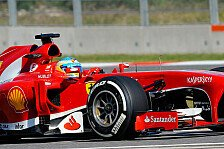 Formel 1 - Entt�uschung �ber Ferrari-Star: Pirelli zu Frust-Alonso: Hol dir Rat bei Vettel