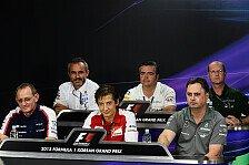 Formel 1 - Packen schon samstags die Koffer...: Monaco/New Jersey back-to-back unm�glich
