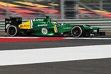 Formel 1 - Lichter gesehen - weitergefahren: Wiege-Verweigerer Pic verwarnt: Strafe droht