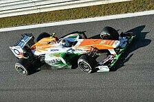 Formel 1 - Ausweg aus der Krise?: Force India Vorschau: Japan GP