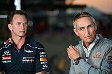 Formel 1 - Horner l�gt - Red Bulls Etat verzerrt die Formel 1: Whitmarsh: Verbalattacke gegen Red Bull