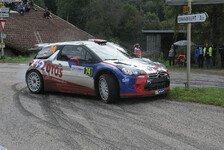 WRC - Vierter Saisonsieg in Frankreich: Kubica auf dem Weg zum WRC2-Titel