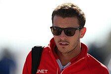 Formel 1 - 2014 gro�e Chance f�r Marussia?: Bianchi: Ich wurde besser und besser