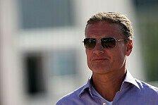 Formel 1 - Nur mit Gl�ck Weltmeister: Coulthard: Harte Kritik an R�ikk�nen