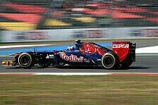 Formel 1 - Weder Balance, noch Pace: Toro Rosso: Entt�uschung �berwiegt